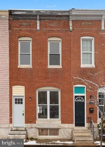 507 N Luzerne Avenue,BALTIMORE,MD 21205(#MDBA538212):: Keller Williams Integrity的Bob Lucido团队