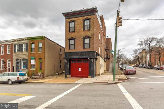 2246 Fleet Street,BALTIMORE,MD 21231(#MDBA538222):: Keller Williams Integrity的Bob Lucido团队