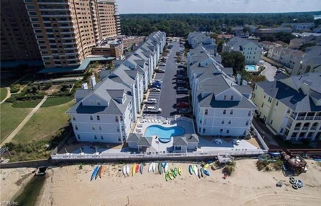 2313 海滩没有博士 #104, 弗吉尼亚州弗吉尼亚海滩,邮编23451 (#10402863):: 阿特金森物业