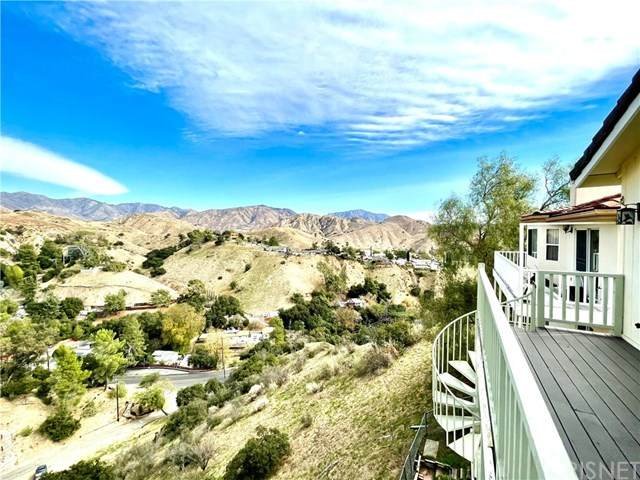 11319 Overlook,Kagel Canyon,CA 91342(#SR21019195)::团队Forss Realty Group