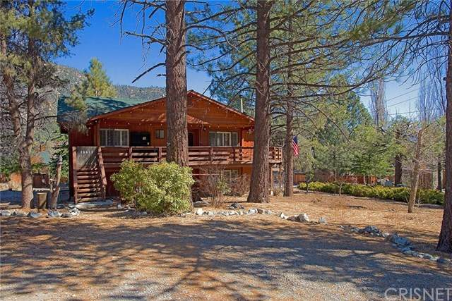 16613 Sempoia Way,Pine Mountain Club,CA 93222(#SR21043492)::团队Forss Realty Group