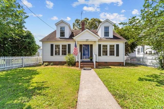 1007 Cedar Street, Elizabeth City, NC 27909 (#100135) :: The Kris Weaver Real Estate Team