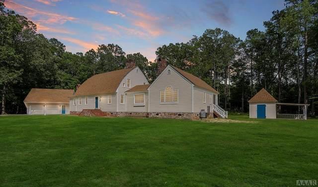 381 Whitehat Road, Hertford, NC 27944 (#100158) :: The Kris Weaver Real Estate Team