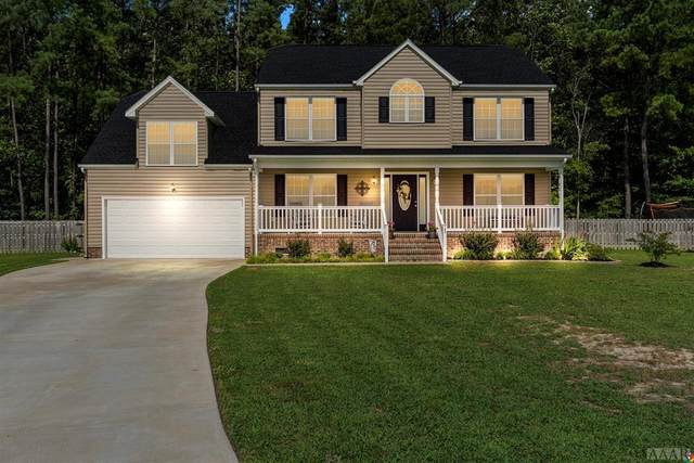 102 Noble Court, Elizabeth City, NC 27909 (MLS #100315) :: AtCoastal Realty