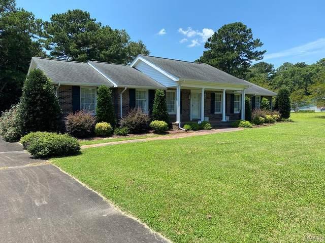 110 Queen Anne Drive, Edenton, NC 27932 (#100373) :: Atlantic Sotheby's International Realty