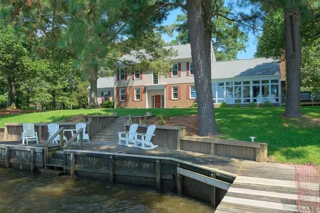 132 Horniblow Point Road, Edenton, NC 27932 (#100374) :: The Kris Weaver Real Estate Team