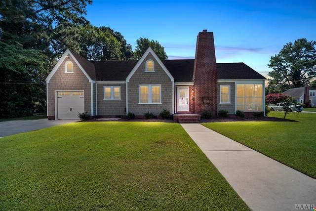 806 Agawam Street, Elizabeth City, NC 27909 (MLS #100488) :: AtCoastal Realty