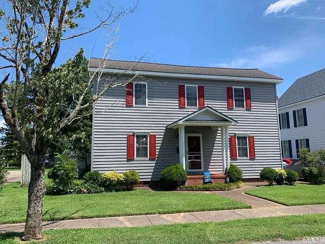 206 Front Street N, Hertford, NC 27944 (MLS #100538) :: AtCoastal Realty