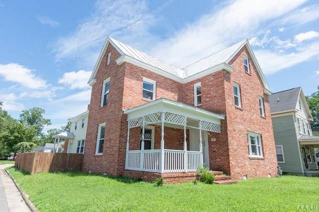 710 Grubb Street W, Hertford, NC 27944 (MLS #100540) :: AtCoastal Realty