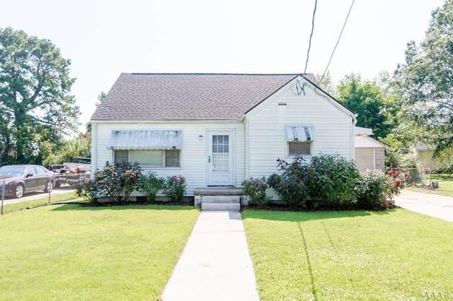 104 Chadburn Avenue, Elizabeth City, NC 27909 (MLS #100610) :: AtCoastal Realty