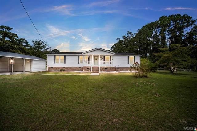 114 Powhatan Trail, Edenton, NC 27932 (#100831) :: The Kris Weaver Real Estate Team
