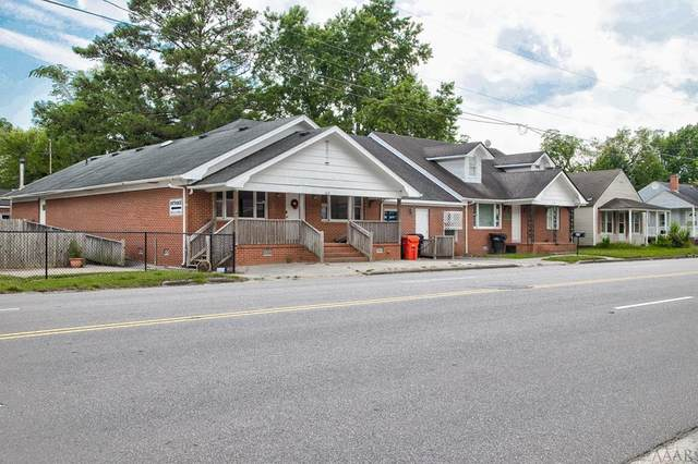 615 Elizabeth Street W, Elizabeth City, NC 27909 (MLS #100951) :: AtCoastal Realty