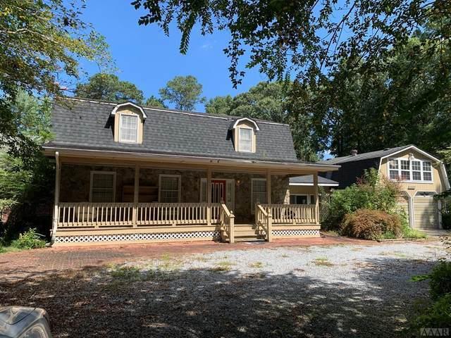 119 Fairway Drive, Edenton, NC 27932 (MLS #101041) :: AtCoastal Realty