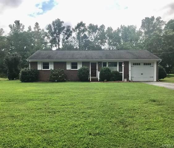 633 Woodland Drive, Murfreesboro, NC 27855 (#101043) :: The Kris Weaver Real Estate Team