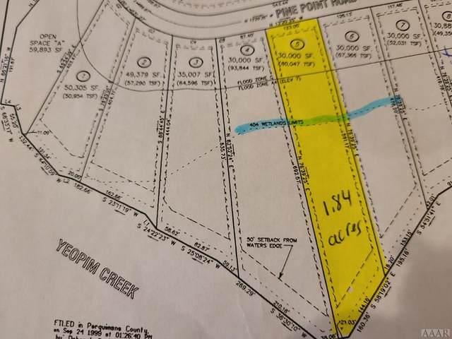 182 Pine Point Road, Hertford, NC 27944 (MLS #101086) :: AtCoastal Realty