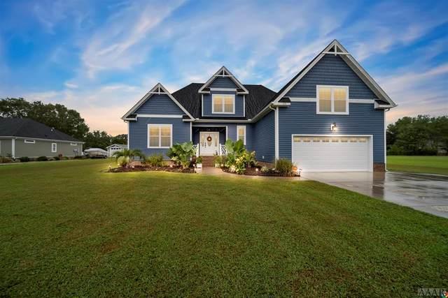 111 Currituck Sound Drive, Currituck, NC 27929 (MLS #101095) :: AtCoastal Realty