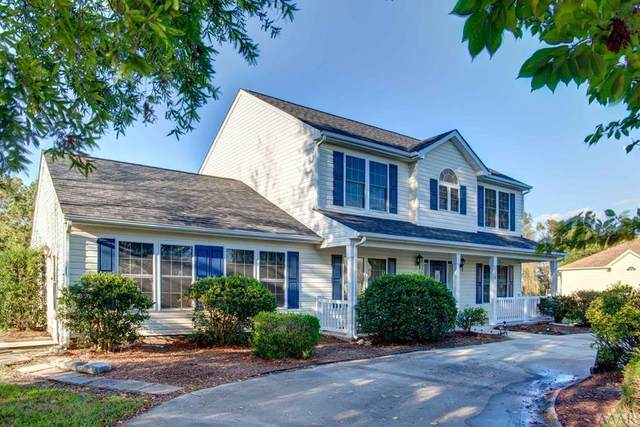 110 Princess Anne Circle, Elizabeth City, NC 27909 (#101439) :: Austin James Realty LLC