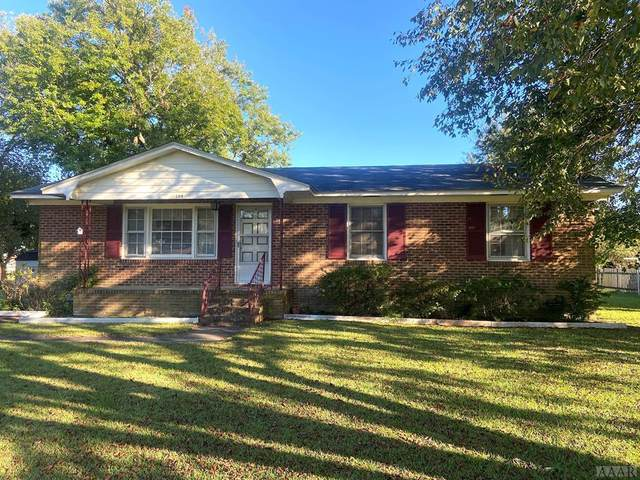 109 Jay Trail, Murfreesboro, NC 27855 (#101447) :: Austin James Realty LLC