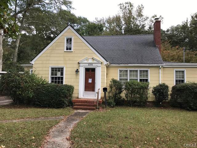 1004 Williams Circle W, Elizabeth City, NC 27909 (#101526) :: Austin James Realty LLC