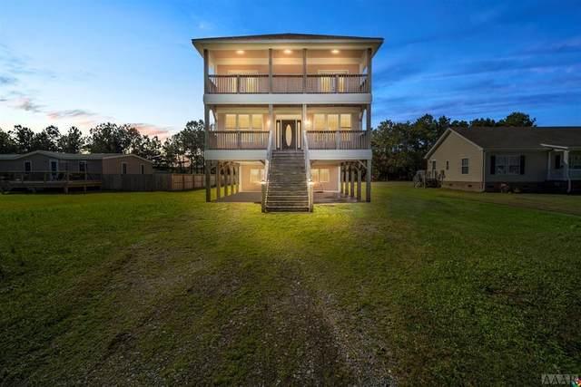 131 Tuscarora Trail, Hertford, NC 27944 (#101758) :: Atlantic Sotheby's International Realty