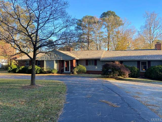 377 Franklin Drive, Murfreesboro, NC 27855 (#101805) :: Austin James Realty LLC