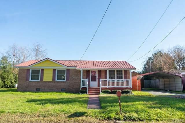 814 Badham Road, Edenton, NC 27932 (MLS #101858) :: AtCoastal Realty