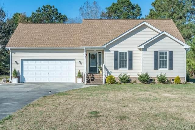 1116 Shellie Drive, Elizabeth City, NC 27909 (#101919) :: Austin James Realty LLC
