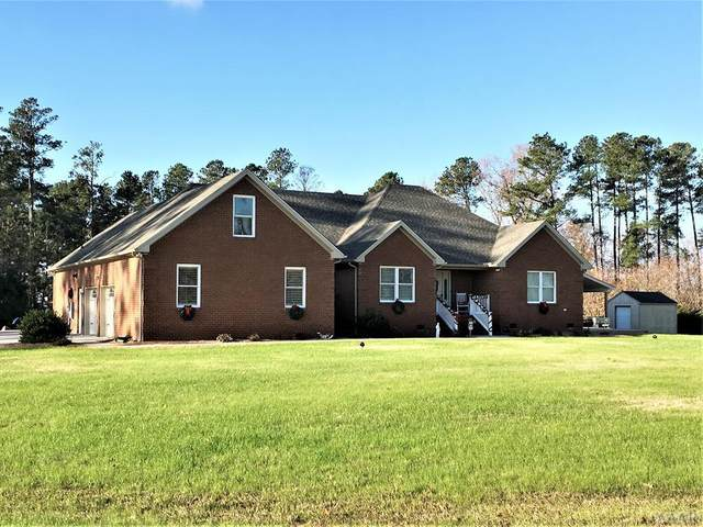 105 Cooks Landing Rd, Camden, NC 27921 (MLS #102046) :: AtCoastal Realty
