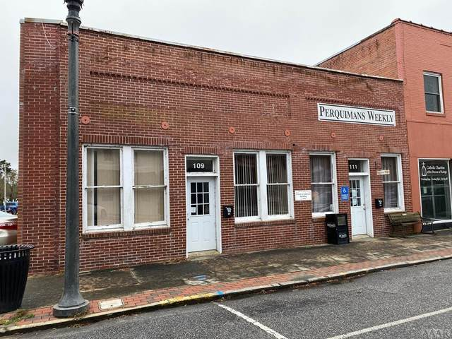 109-111 Market Street W N/A, Hertford, NC 27944 (#102502) :: Austin James Realty LLC