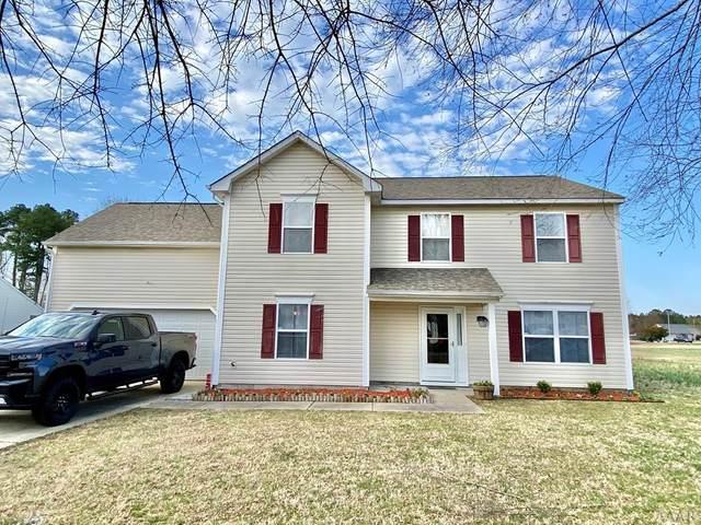 115 Soyfield Ct, South Mills, NC 27976 (MLS #103017) :: AtCoastal Realty