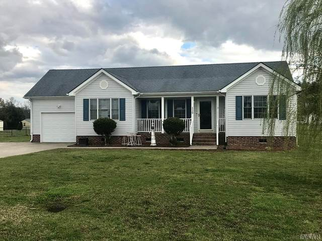119 Taylor Court, Hertford, NC 27944 (MLS #103295) :: AtCoastal Realty