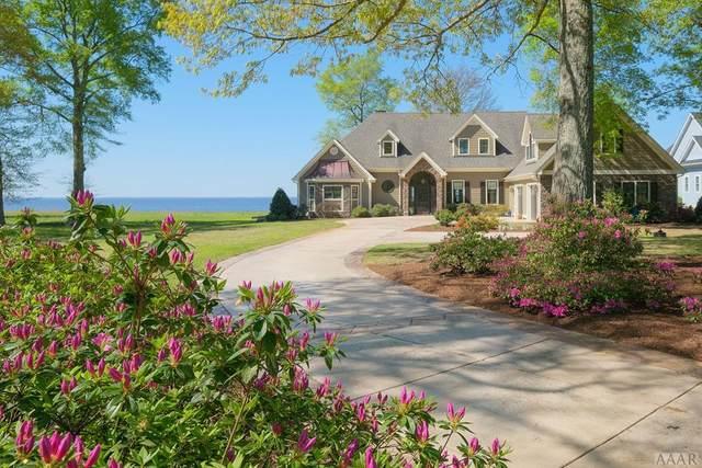382 Bay Point Dr, Edenton, NC 27932 (MLS #103516) :: AtCoastal Realty