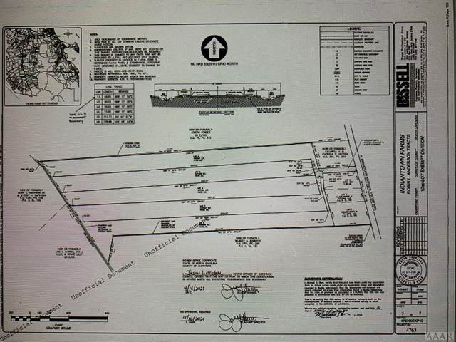 Lot 6 Indiantown Road, Shawboro, NC 27974 (MLS #103585) :: AtCoastal Realty