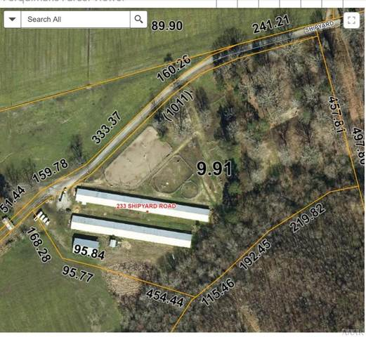 TBD Shipyard Road, Hertford, NC 27944 (#103644) :: Austin James Realty LLC