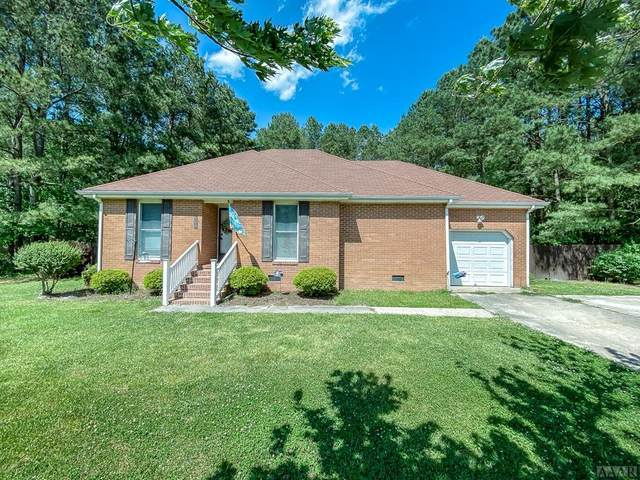 109 Stacie Drive, Elizabeth City, NC 27909 (#103688) :: Atlantic Sotheby's International Realty