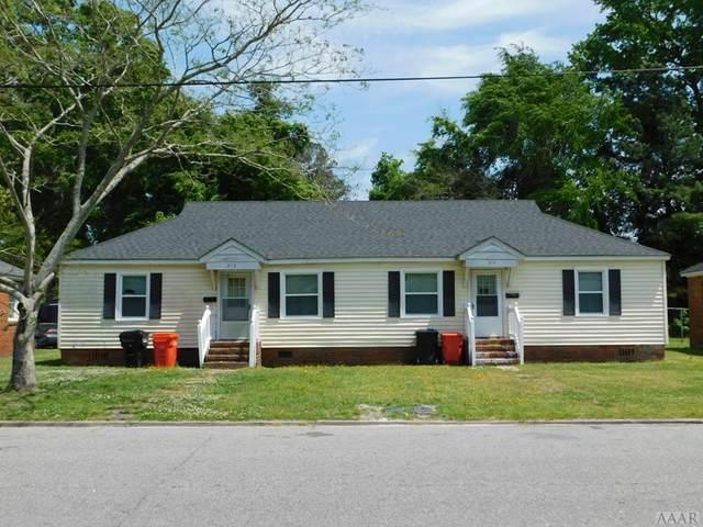 212-214 Pritchard Street, Elizabeth City, NC 27909 (MLS #103725) :: AtCoastal Realty