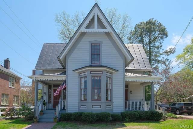 105 Queen Street W, Edenton, NC 27932 (#103820) :: The Kris Weaver Real Estate Team