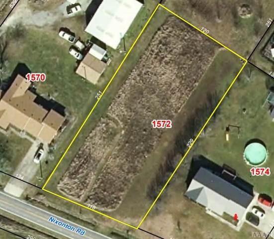 1572 Nixonton Road, Elizabeth City, NC 27909 (MLS #103843) :: AtCoastal Realty