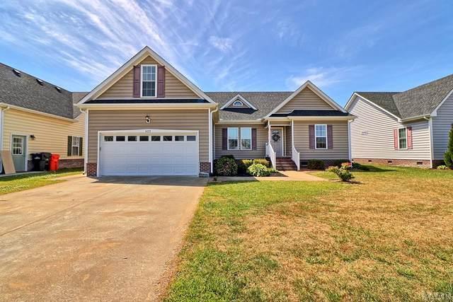 622 Millbrooke Circle, Elizabeth City, NC 27909 (MLS #103922) :: AtCoastal Realty