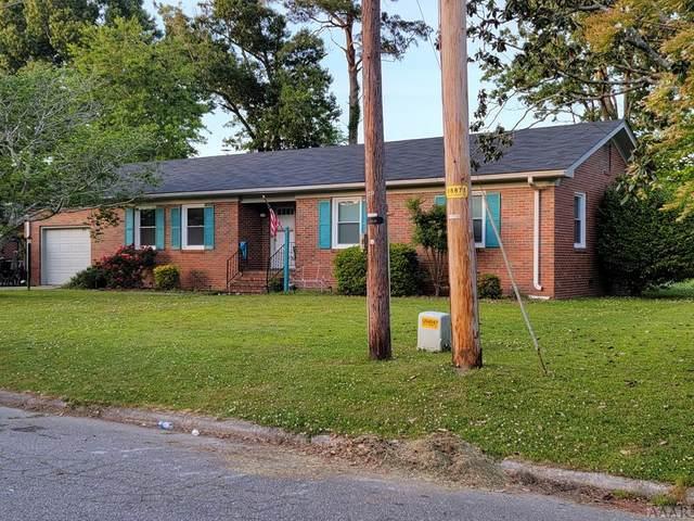 1712 Crescent Drive, Elizabeth City, NC 27909 (MLS #103984) :: AtCoastal Realty