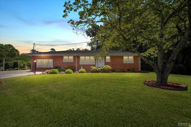1604 Crescent Drive, Elizabeth City, NC 27909 (MLS #104076) :: AtCoastal Realty