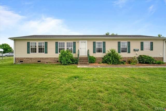106 Katies Trail, Elizabeth City, NC 27909 (#104112) :: The Kris Weaver Real Estate Team