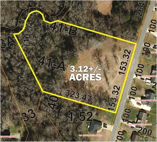 41 Riverwood Dr, Hertford, NC 27944 (#104378) :: Austin James Realty LLC