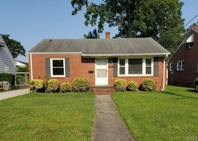 217 Simpson Street, Elizabeth City, NC 27909 (#104549) :: Austin James Realty LLC