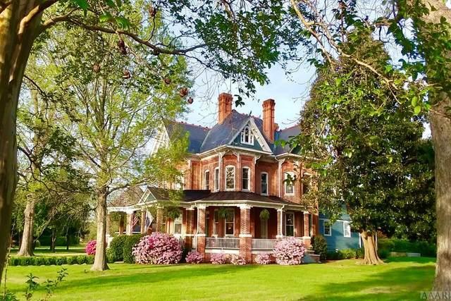 110 Old Hertford Road, Edenton, NC 27932 (MLS #104744) :: AtCoastal Realty