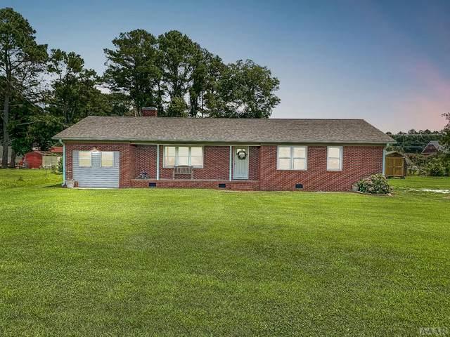 118 Etheridge Drive, Shawboro, NC 27923 (MLS #104750) :: AtCoastal Realty