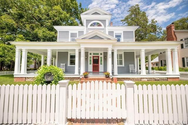 208 Queen Street W, Edenton, NC 27932 (#104766) :: Atlantic Sotheby's International Realty