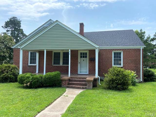 415 High Street W, Murfreesboro, NC 27855 (MLS #104786) :: AtCoastal Realty