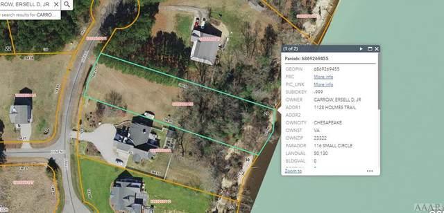 116 Small Circle, Colerain, NC 27924 (#104845) :: The Kris Weaver Real Estate Team
