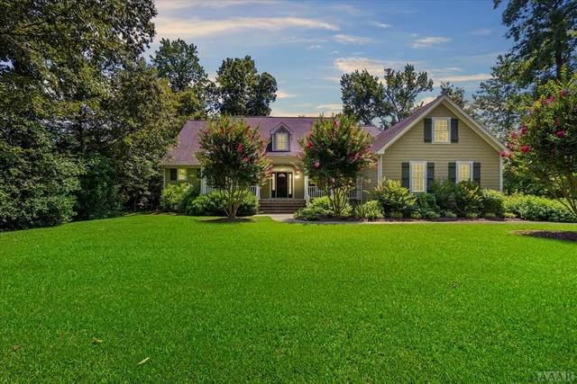 170 Pine Point Road, Hertford, NC 27944 (#104936) :: Austin James Realty LLC